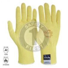 1050 Mănuși de protecție antitermică Kevlar LIGHT