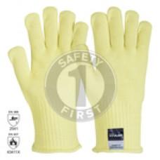 1051 Mănuși de protecție antitermică Kevlar MERCUR