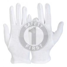 1020 Mănuși de protecție COTTON FINE